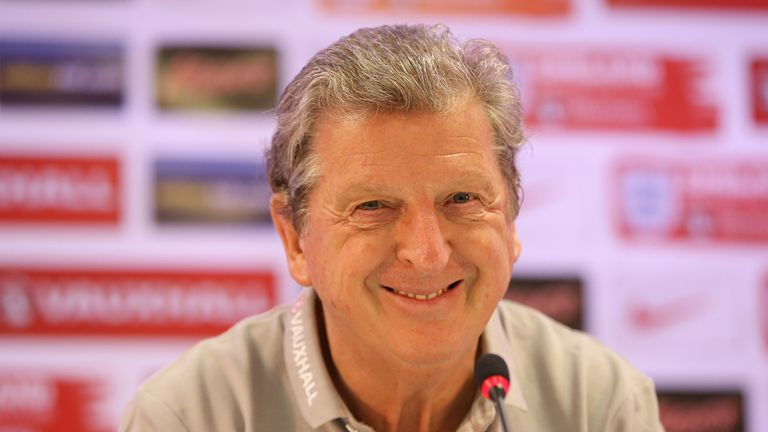 Roy Hodgson: Not worried about Manaus pitch