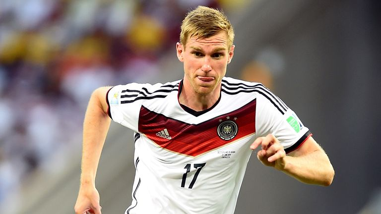 Per Mertesacker: Frustrated by media criticism following extra-time win over Algeria