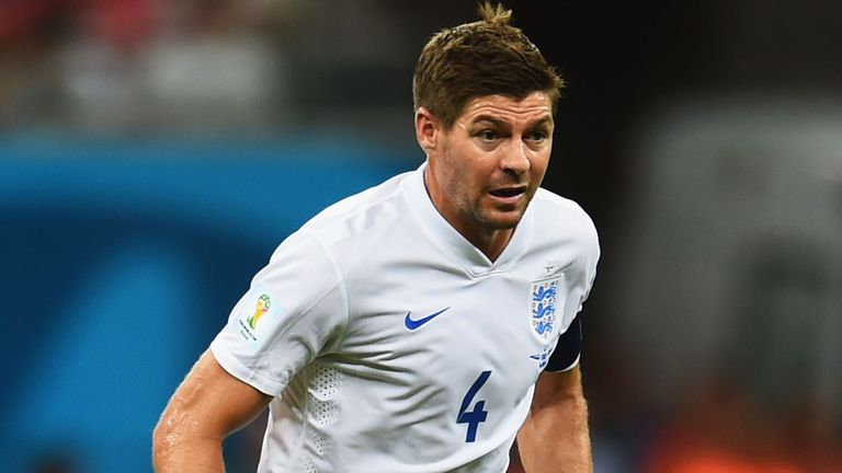 Steven Gerrard: Liverpool captain has retired from international duty with England