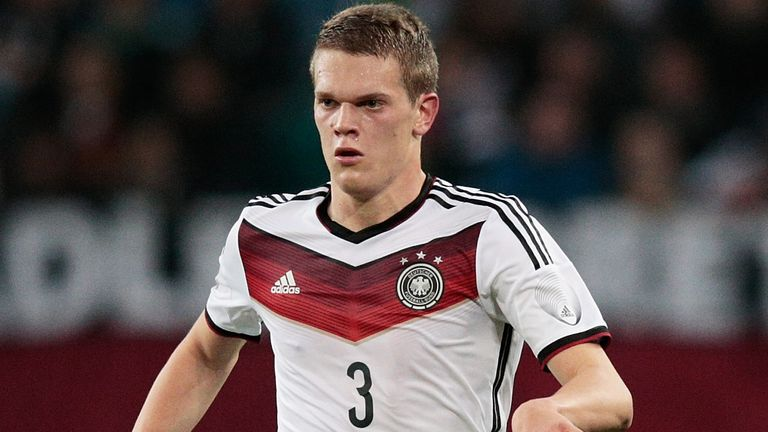 Matthias Ginter: German defender on Borussia Dortmund's radar