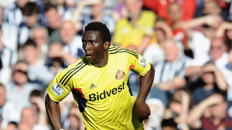 Modibo Diakite: Defender heading back to Sunderland after Fiorentina loan