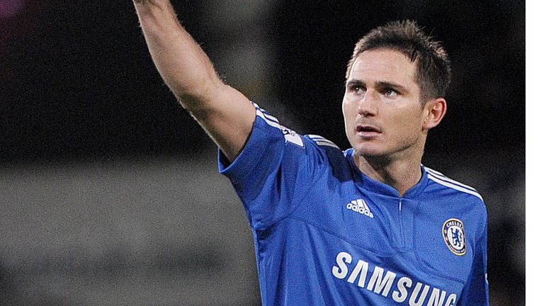 Frank Lampard: Set to play in Australia and the United States