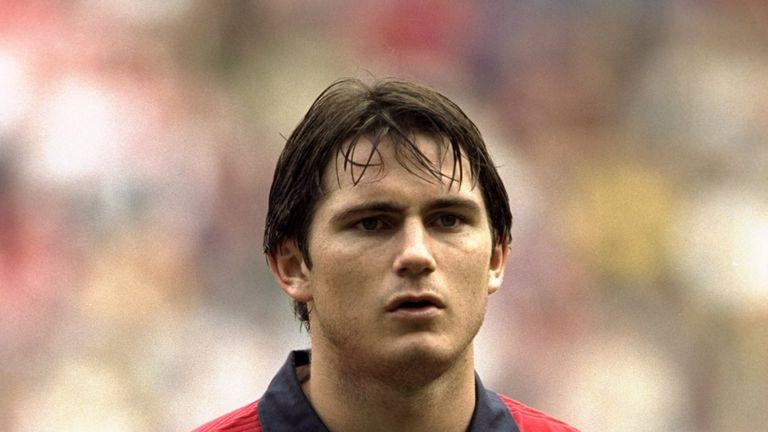 Debut against Belgium in 1999