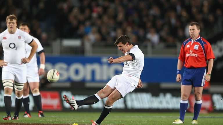 Freddie Burns: Put in an impressive performance at Eden Park.