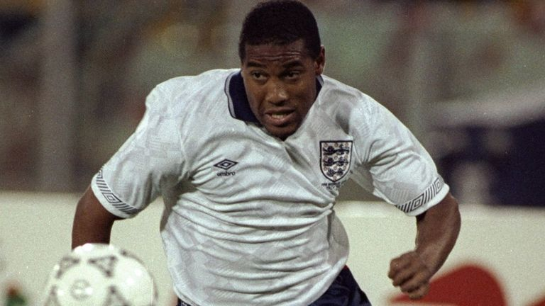 John Barnes: 'Sir Bobby Robson was a fantastic manager, because you wanted to play for him'