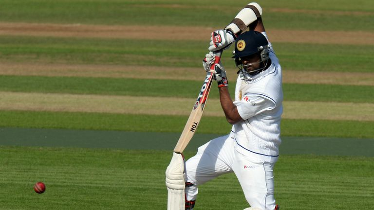 Lahiru Thirimanne: Ready for first Test at Lord's
