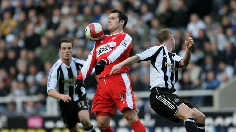 Mark Viduka: Also took decision to switch to Newcastle