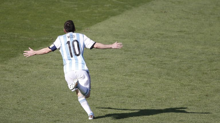 Lionel Messi: Scored dramatic winner
