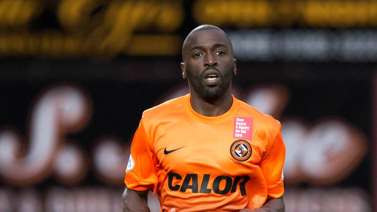 Morgaro Gomis: Played for Dundee United last season