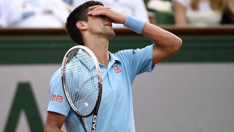 Novak Djokovic: Wrist injury won't affect Wimbledon bid