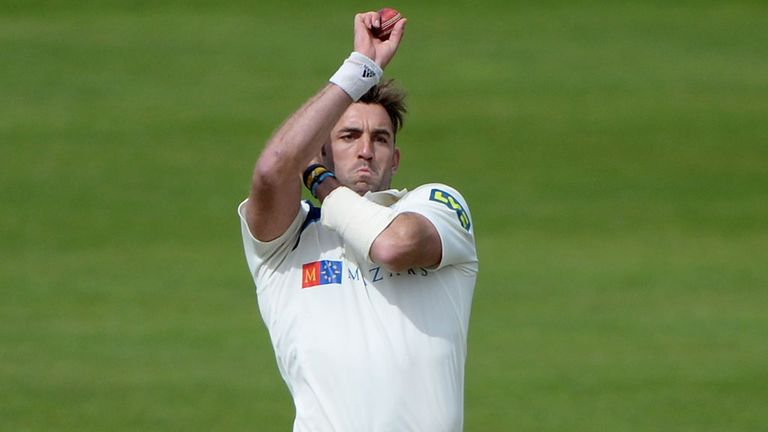Yorkshire's Liam Plunkett makes his return to  England for Test series with Sri Lanka