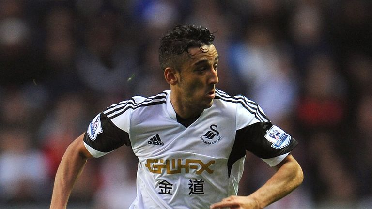 Neil Taylor: Has played second fiddle to Ben Davies in the Swansea back four
