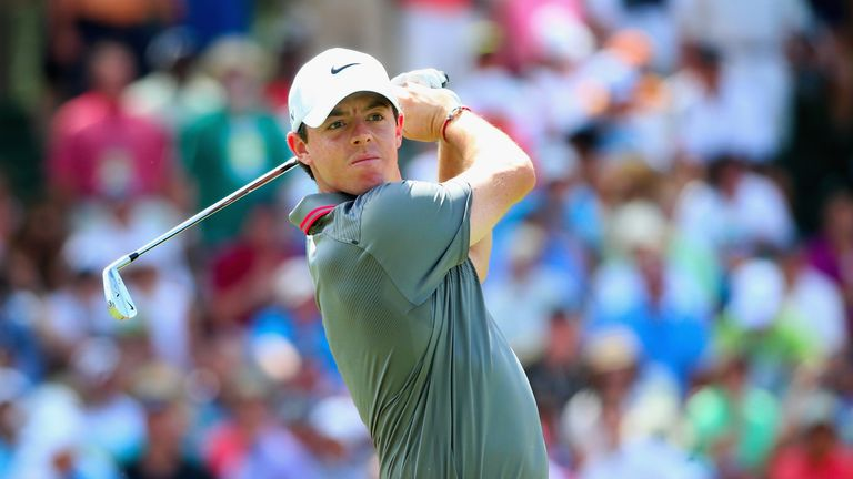 Rory McIlroy: Opening 71