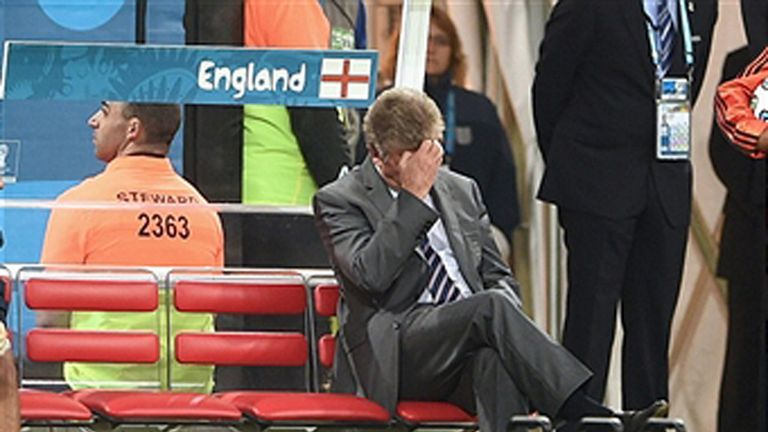 Roy Hodgson will remain in charge of England