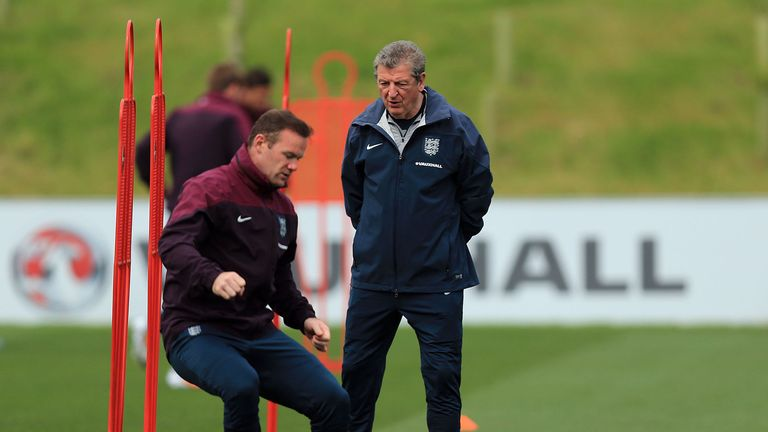 Hodgson set to stick with him