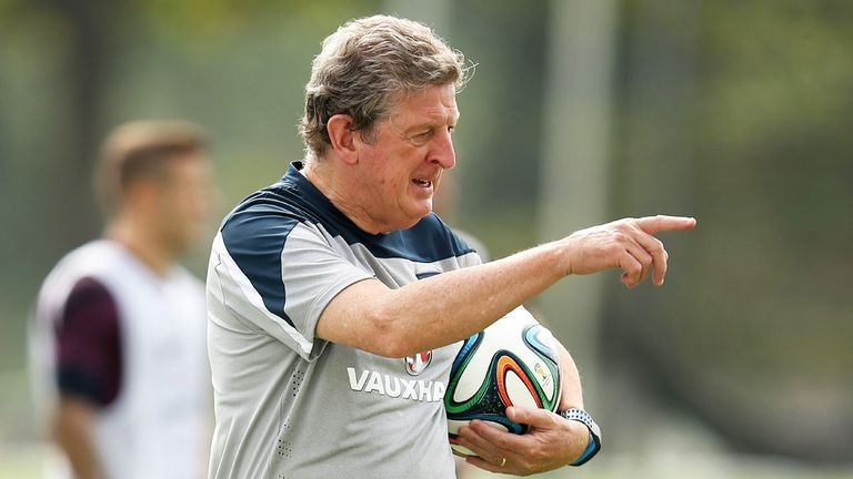 Roy Hodgson: England manager still has enthusiasm for job