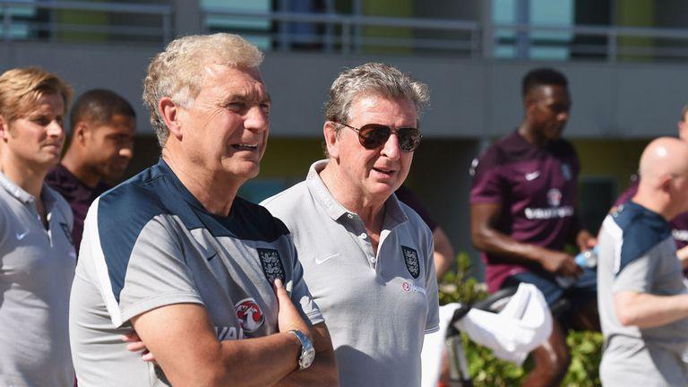 Roy Hodgson: Has faith in England's strikers