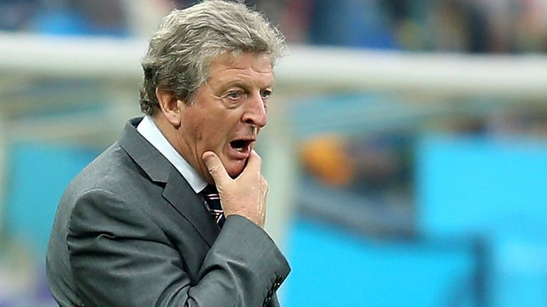 Roy Hodgson: Looking for signs of encouragement against Costa Rica