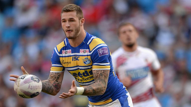 Zak Hardaker: Suspended for five matches