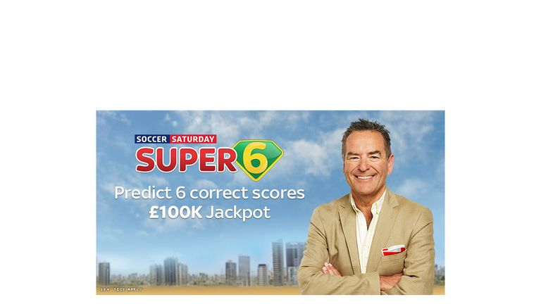 Super 6 World Cup: Free to play with a guaranteed £5,000 for the highest-scoring player