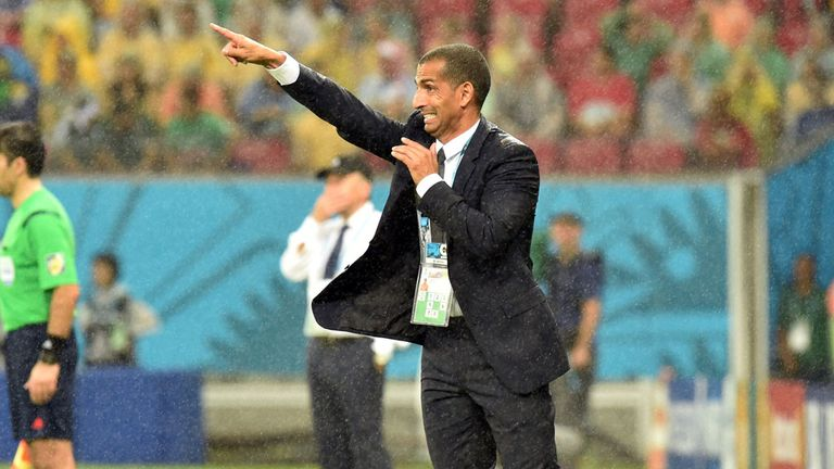 Sabri Lamouchi: Ivory Coast coach defends team selection