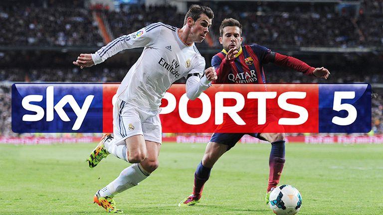 football live la liga