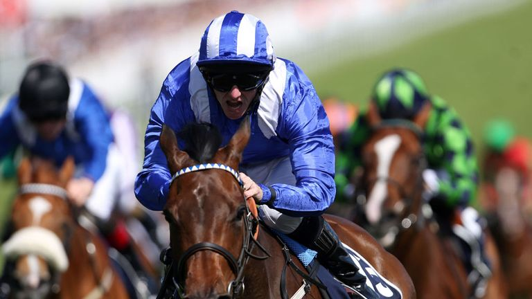 Taghrooda will face six rivals