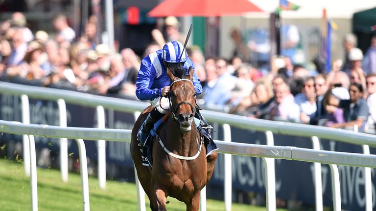 Taghrooda could face another contest with Tarfasha in Ireland