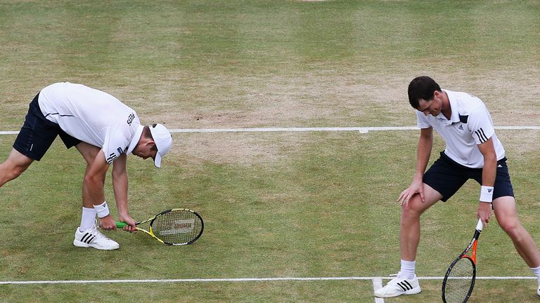 Jamie Murray and John Peers: Lost out to Alexander Peya and Bruno Soares at Queen's Club