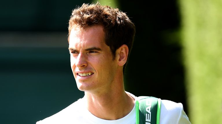 Andy Murray feels relaxed at Wimbledon and will take care of Blaz Rola, says Barry