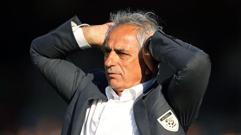 Vahid Halilhodzic: Hailed his side's first-half display