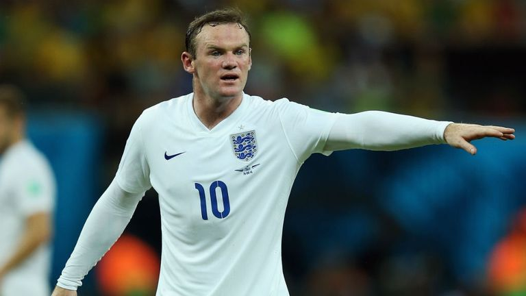 Wayne Rooney: Works hard to justify inclusion in England side