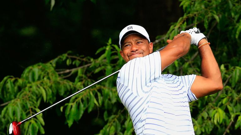 Tiger Woods has played in every Ryder Cup since 1997