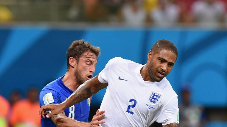 Claudio Marchisio: Midfielder helped Italy to see off England 2-1