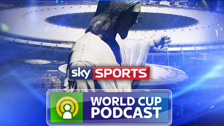 World Cup podcast