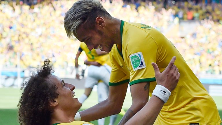 Neymar: Says he will be fine to face Colombia