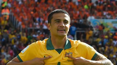Tim Cahill: Linked with a move to Australian side Sydney FC