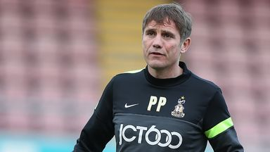 Phil Parkinson: Impressed by pair