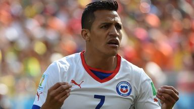 Alexis Sanchez: Arsenal confident of signing striker