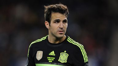 Cesc Fabregas: Linked with move to Chelsea