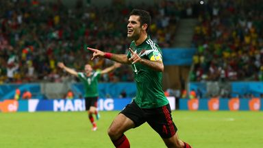 Rafael Marquez: Has previously spent time in Europe with Monaco and Barcelona