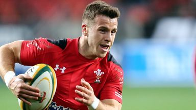 Gareth Davies: Out for 12 weeks