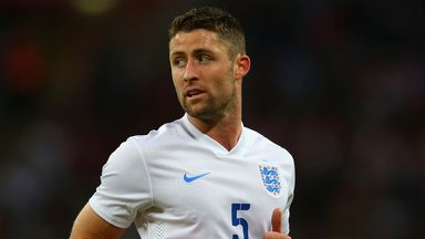 Gary Cahill: Part of first-choice centre-back partnership for England