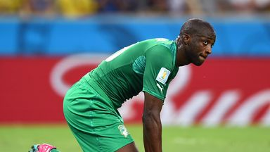 Yaya Toure: Tired after a draining season