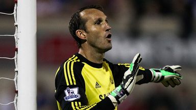 Mark Schwarzer: Signed new deal at Chelsea