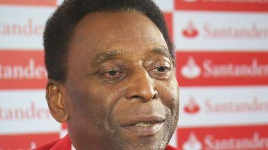 Pele: A Pele Museum was recently opened in Santos to honour the legendary player
