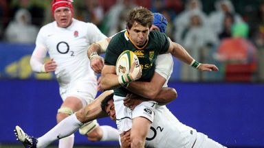 Wynand Olivier joining Worcester this week