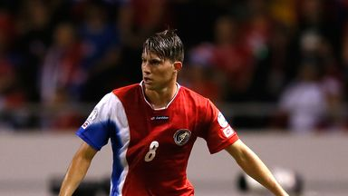 Bryan Oviedo: Believes Costa Rica can be a threat in Brazil