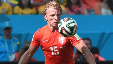Dirk Kuyt: Retired from Netherlands duty