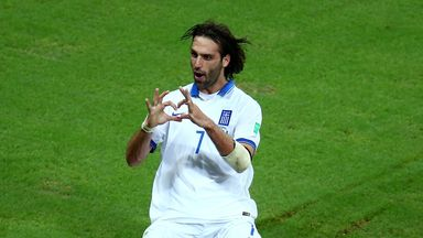 Georgios Samaras: Will address his domestic future after the World Cup
